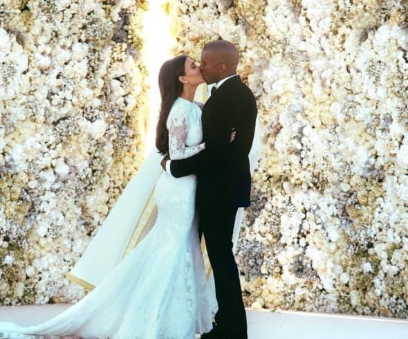 Kim i Kanye West(foto: Instagram)