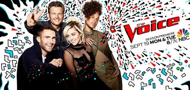 Novi članovi žirija 'The Voice' (foto: Facebook)