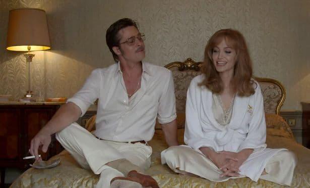 Na snimanju filma 'By the sea' nije im bilo lako da glume par koji se ne voli (foto: Screenshot)