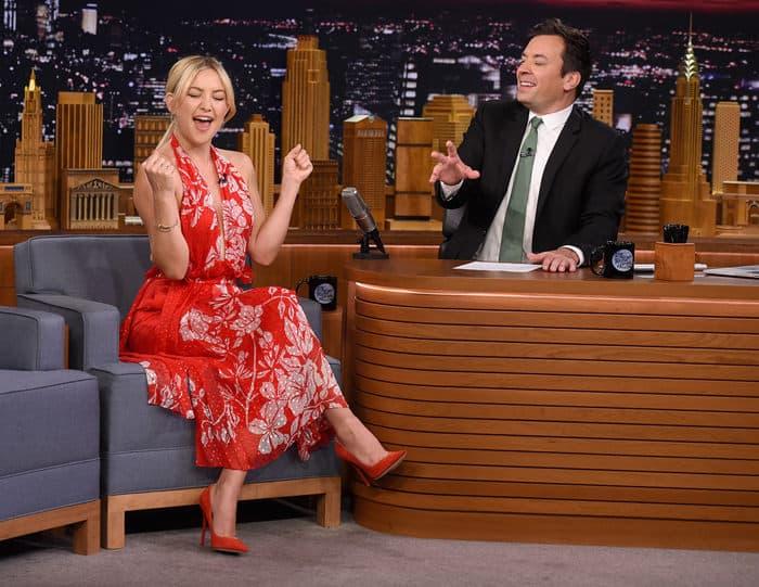 Kate otkriva da već dugo želi da snimi labum (foto: NBC)