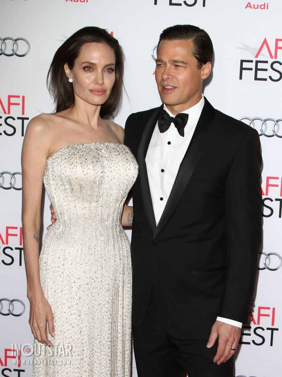 Angelina želi na sudu da dokaže da Brad nije dobar otac (foto: Wenn)