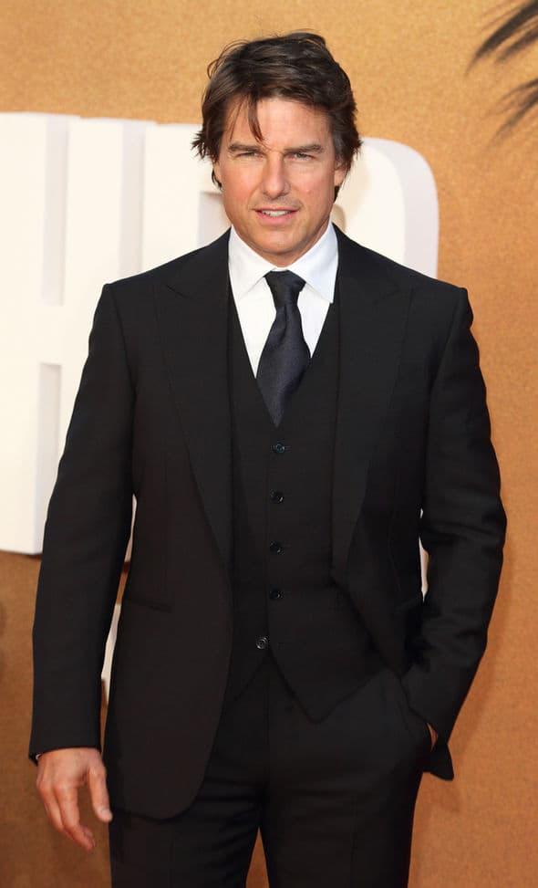 Tom na nedavnoj premijeri svog novog filma 'Jack Reacher 2: Never go back' (foto: Wenn)