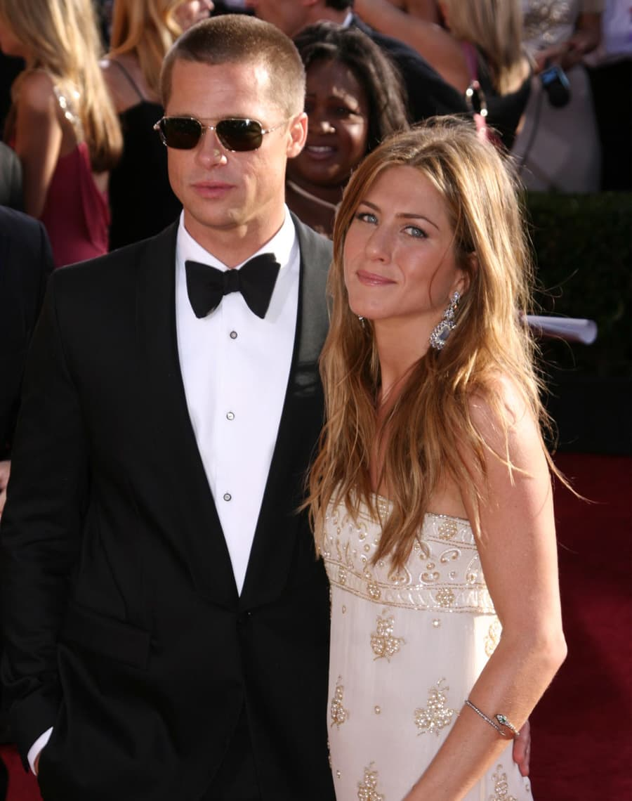 Jenn će, navodno, biti svadok na sudu u razvodu njenog bivšeg supruga od Angeline Jolie (foto: Wenn)