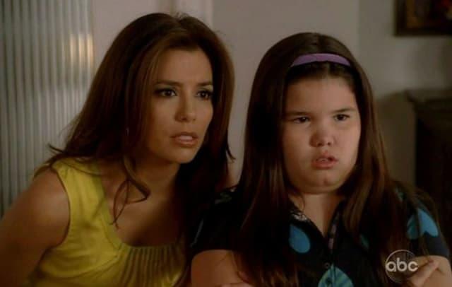Madison sa Evom Longoriom u 'Očajnim domaćicama' (foto: Screenshot)