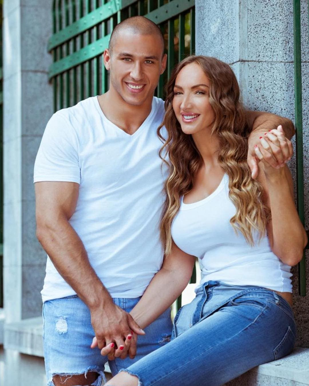 Goga i Uroš su vezu danas krunisali brakom (foto: Instagram/sekulicgoga)