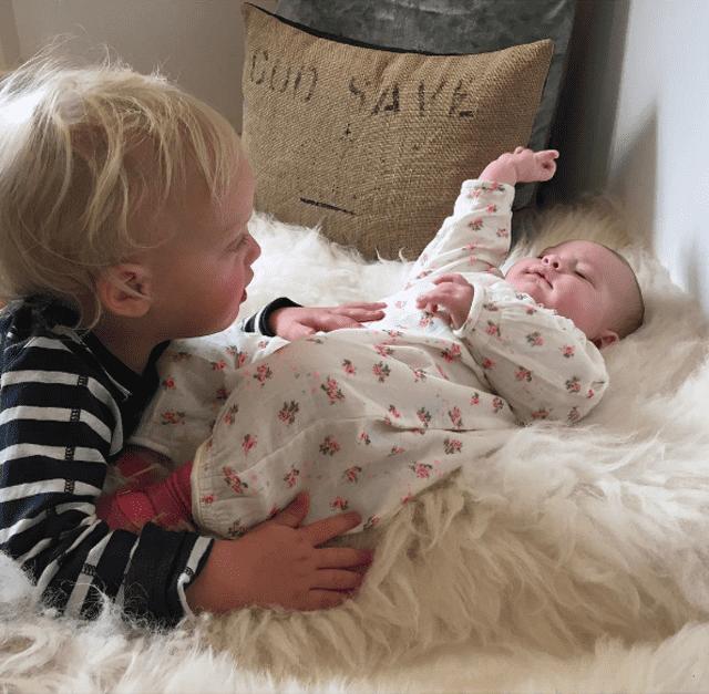 Sailor i Lula Gardner, deca glumice Liv Tyler (foto: Instagram/misslivalittle)