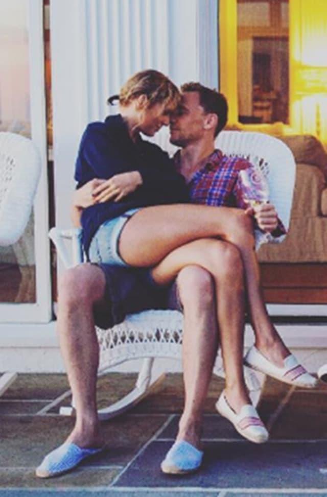 Letnja romansa Tylor i Toma (foto: Instagram/taylorswift)
