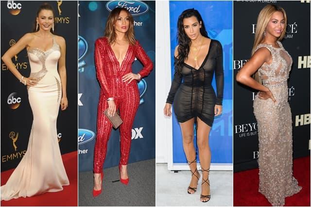 Ove poznate dame otkrile su veličinu odeće koju nose (foto: Wenn)