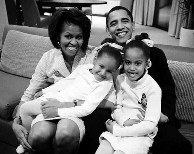 Obama oduševio porodicu govorom (foto:Instagram/michelleobama)