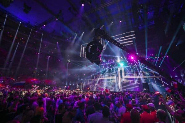 Iz Ukrajine navode da organizacija teče po planu (foto: eurovision.tv)