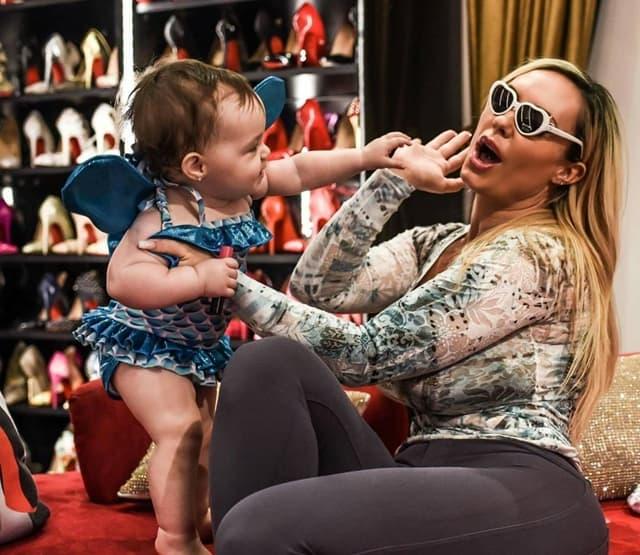 Coco uživa u druženju sa ćerkicom Chanel (foto: Instagram/coco)