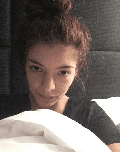 Lorde (foto: Instagram/lorde)