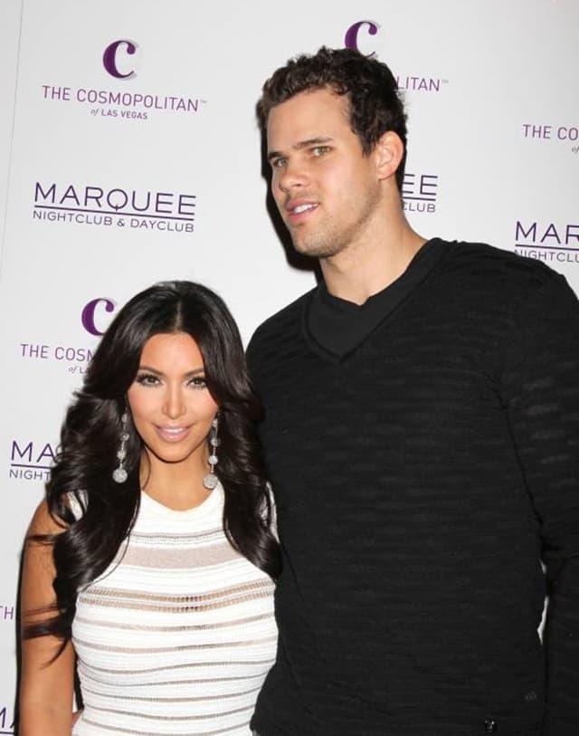 Kris Humphries i Kim Kardashian (foto: Wenn)