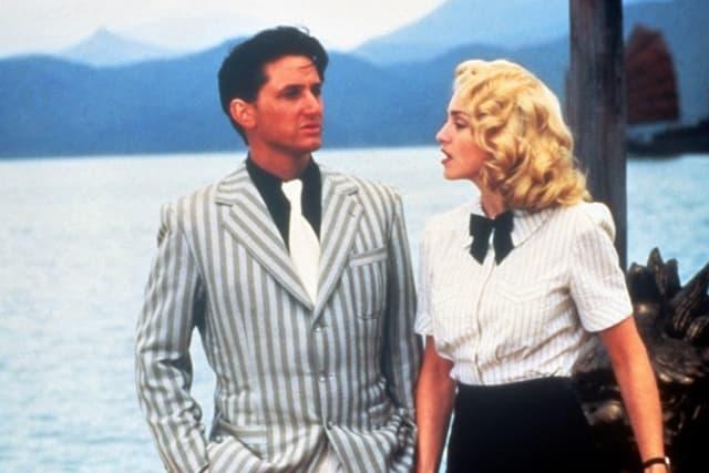 Sean Penn i Madonna (foto: Wenn)