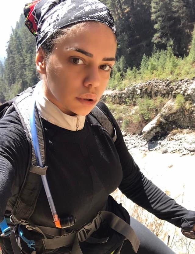 Maša se trenutno nalazi u dalekom Nepalu (foto: Instagram.com/gospodjicaterzic)