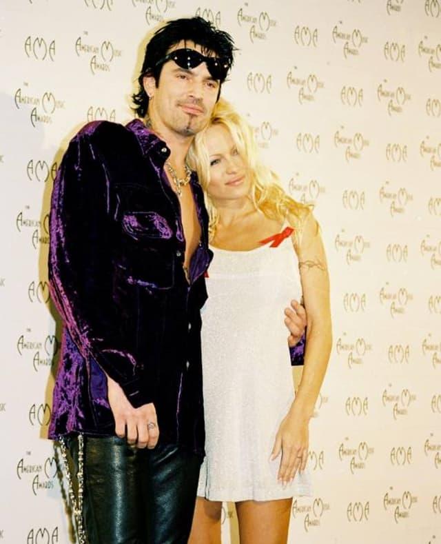 Pamela Anderson i Tommy Lee (foto: Wenn)