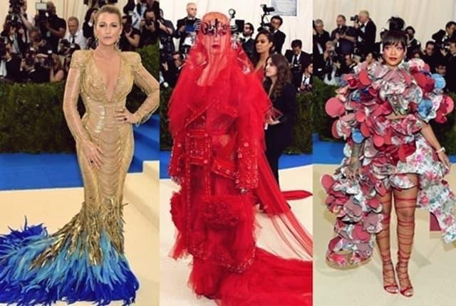 Blake Lilvely, Katy Perry i Rihanna