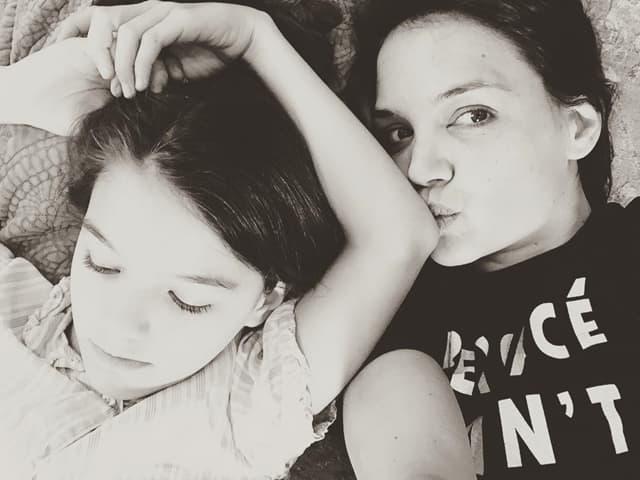 Devojčicu odgaja majka Katie Holmes (foto: Instagram.com/katieholmes212)