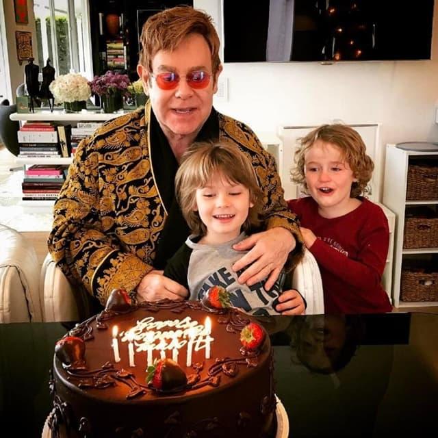 Elton John (foto: Instagram/eltonjohn)
