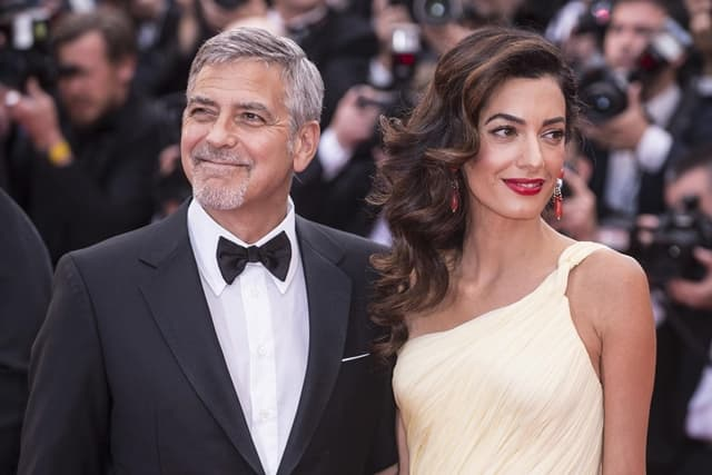 Amal i George postali su roditelji blizanaca (foto: Wenn)