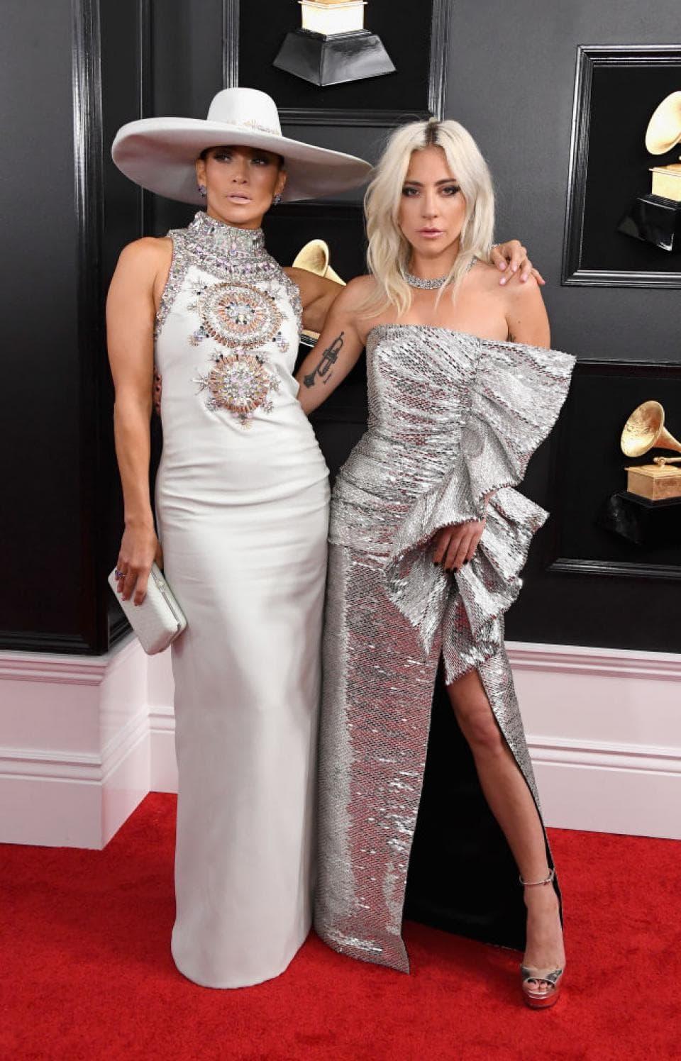 Jennifer Lopez i Lady Gaga