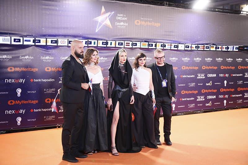 Srpski predstavnici na Eurosongu